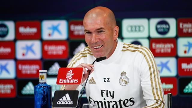 Zidane balaye la rumeur Juventus… sans trop s'avancer sur la suite