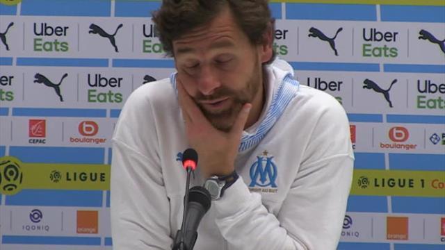 """Villas-Boas : """"Thauvin ne sera pas titulaire lors des deux prochains matches"""""""
