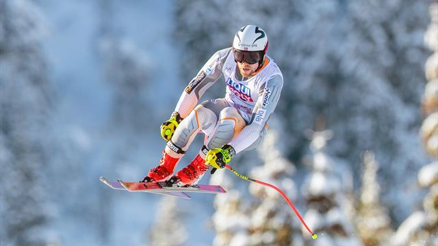 Norway's Kilde wins overall men's alpine title as final races cancelled