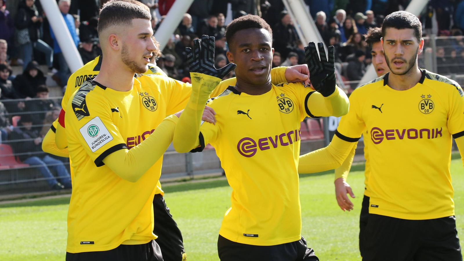 U17 Bundesliga West