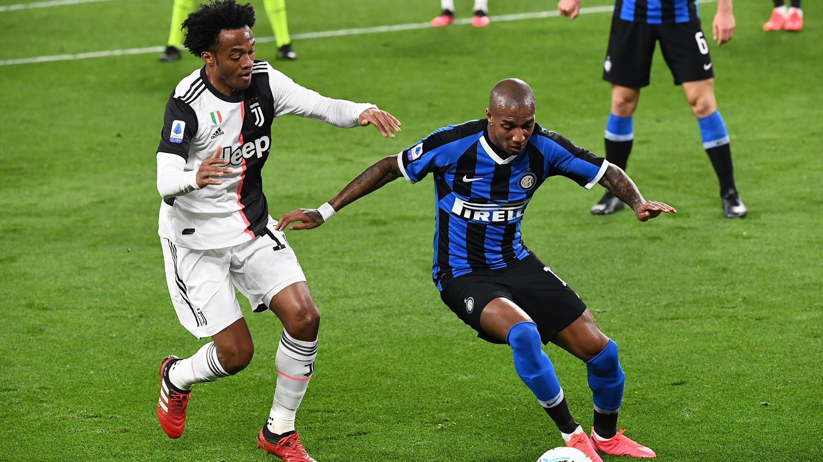 Juventus Inter In Diretta Tv E Live Streaming Serie A 2019 2020 Calcio Eurosport