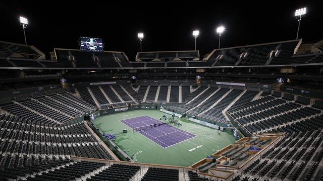 Coronavirus, cancellato anche il torneo di Indian Wells
