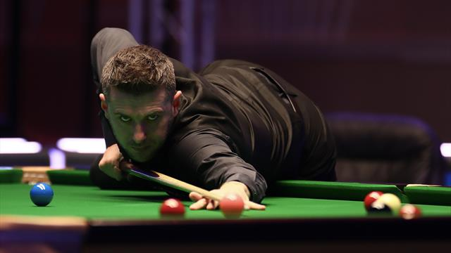 Selby and Bingham suffer defeats at Gibraltar Open
