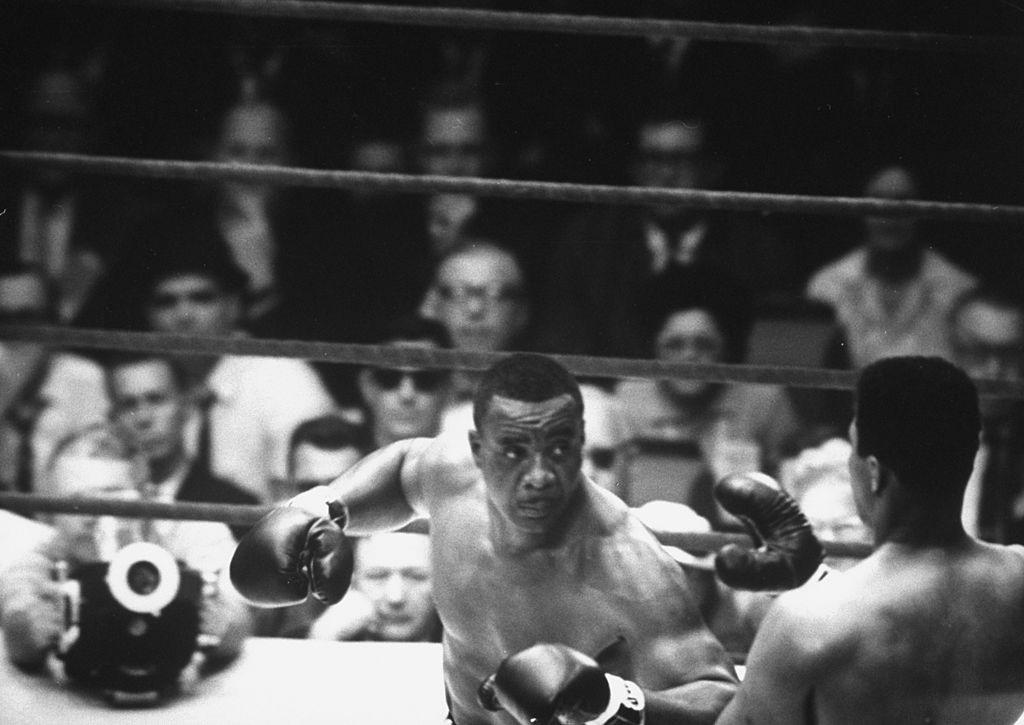 Sonny Liston vs Mohamed Ali