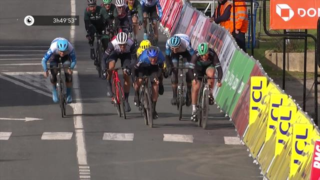 Parijs-Nice| Nizzolo wint spectaculaire waaier-etappe