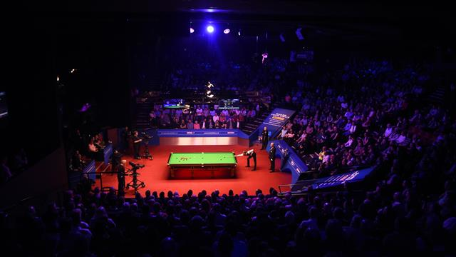 World Championship 'under consideration' as snooker confronts coronavirus crisis