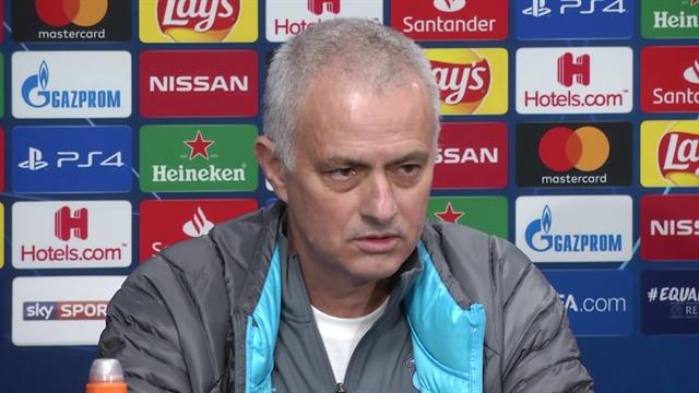 """Mesajul lui Mourinho înaintea meciului care poate salva sezonul lui Spurs: """"Să lăsăm totul pe teren"""""""