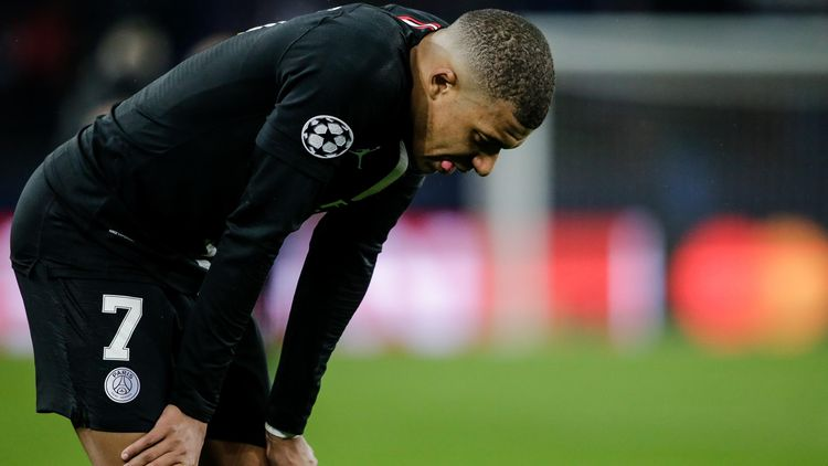 Image result for mbappe coronavirus