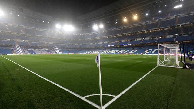 """Le Real en quarantaine, la Liga suspendue """"au moins"""" deux semaines"""