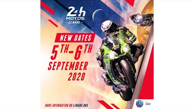 Les 24 heures du Mans reportées à début septembre