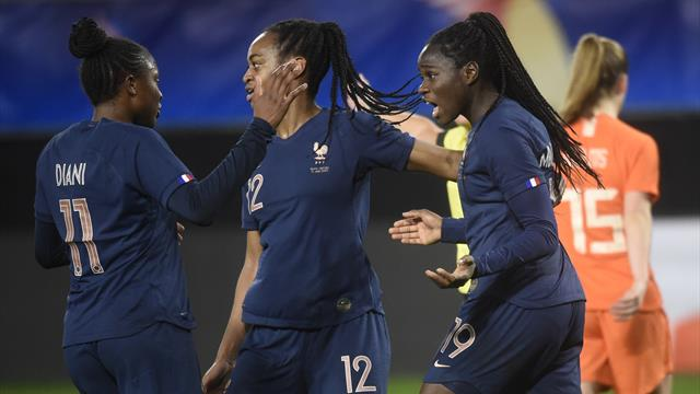 La France s'est arrachée pour préserver son invincibilité