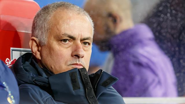 Un revers cinglant et une série inédite : Mourinho est tombé de son piédestal