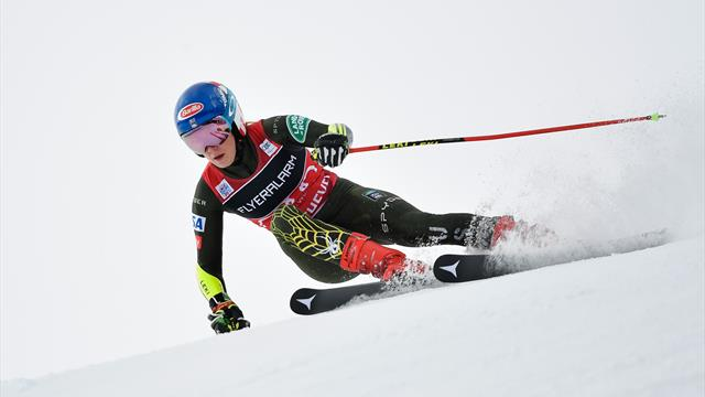'Are feels like the right place' - Shiffrin to return to action after death of father