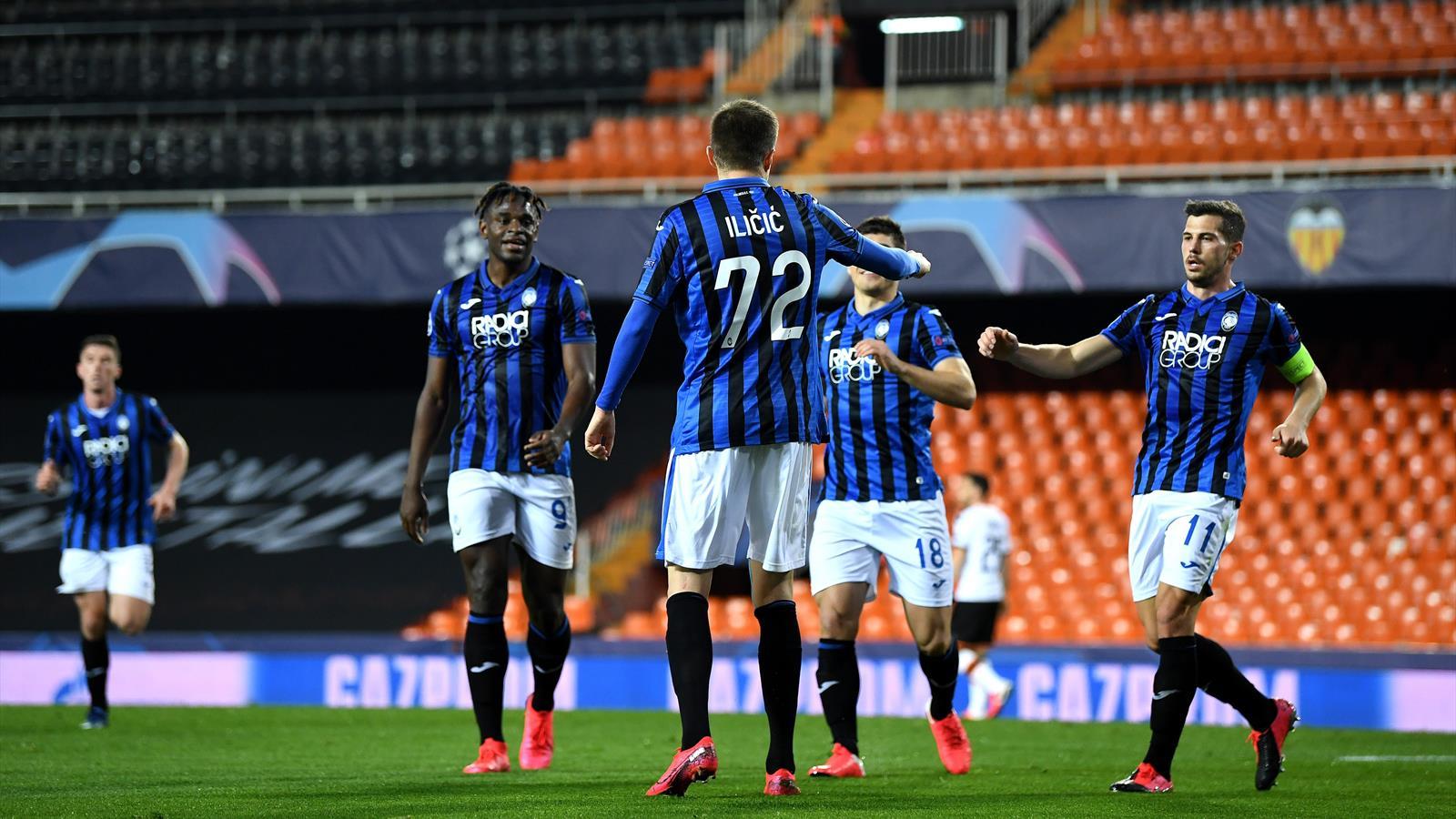 Atalanta Bergamo wirft FC Valencia aus der Champions ...