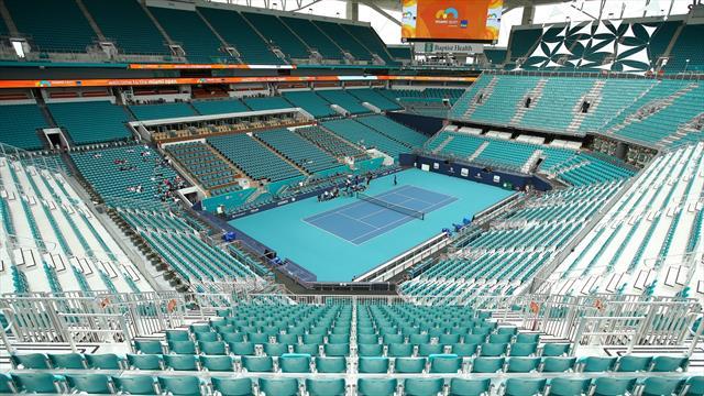 Les circuits ATP et WTA vers un arrêt complet jusqu'au 27 avril ?