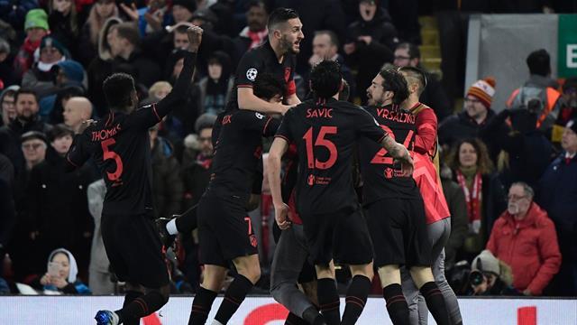 Le tenant est tombé, l'Atlético ressuscité