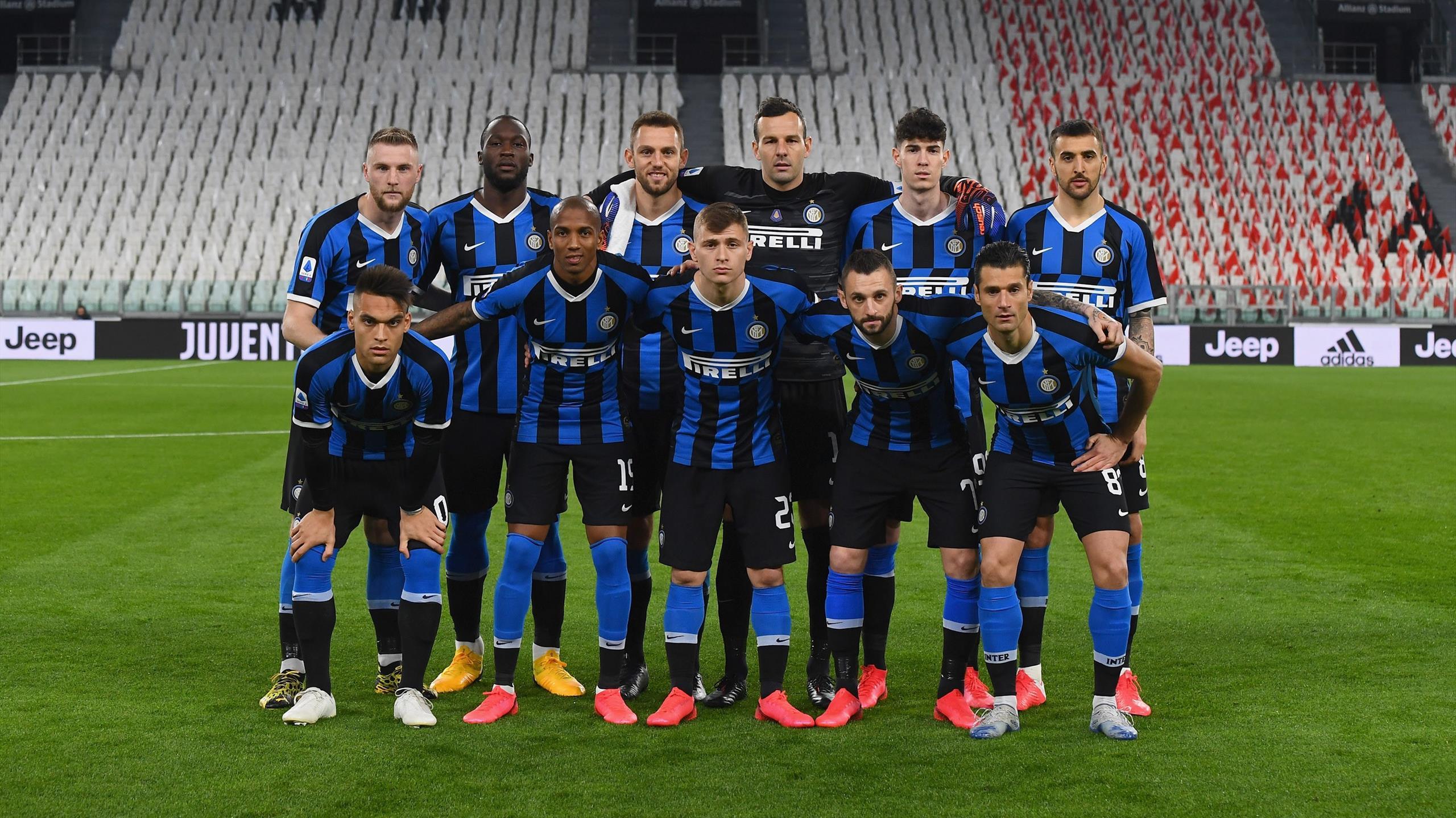 Spielplan Inter Mailand