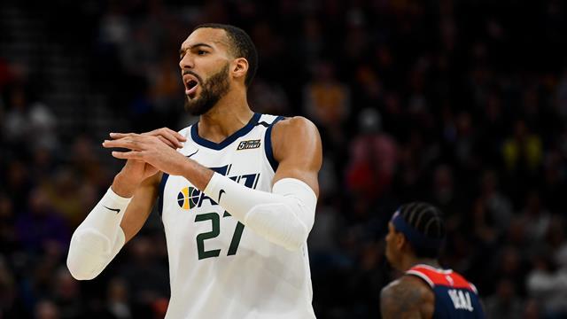 Gobert touché, la NBA suspendue