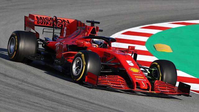 La Ferrari riduce al minimo la presenza nel Reparto Corse per l'emergenza Coronavirus