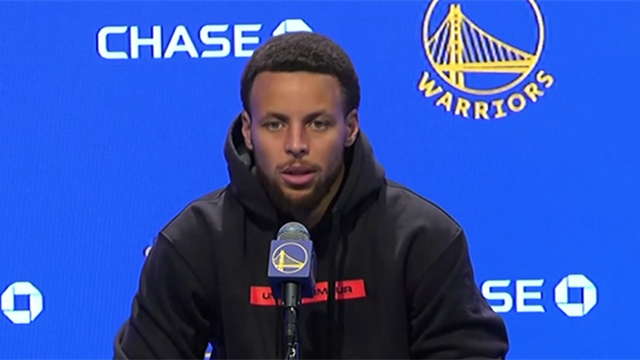 Steph Curry reacts as NBA postponed – Keeping people safe is first and foremost