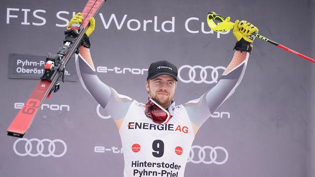 Weltcup in Kranjska Gora abgesagt - Kilde Gesamtweltcupsieger