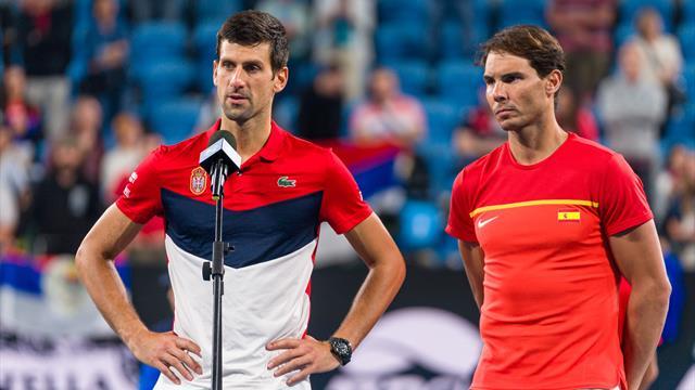 Coronavirus : Djokovic et Nadal de retour en Europe, le reste du circuit dans l'expectative