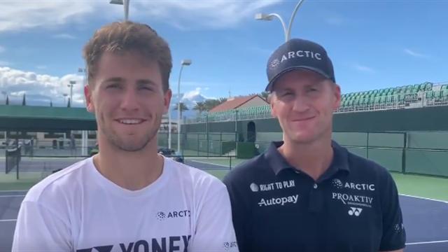 ATP-touren blir utsatt i 6 uker: – Har full forståelse for tiltakene
