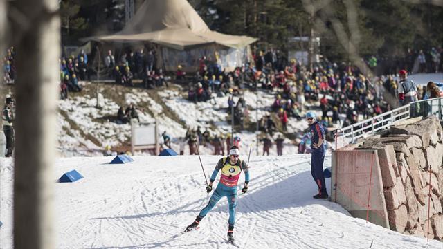 Le biathlon aussi touché par le coronavirus, l'étape d'Oslo-Holmenkollen annulée