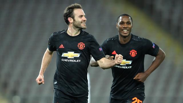 """United câștigă clar pe terenul lui LASK și este ca și calificată în """"sferturile"""" Europa League"""