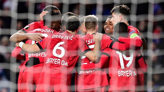 Leverkusen signe un gros coup, Wolverhampton et le Shakhtar placés