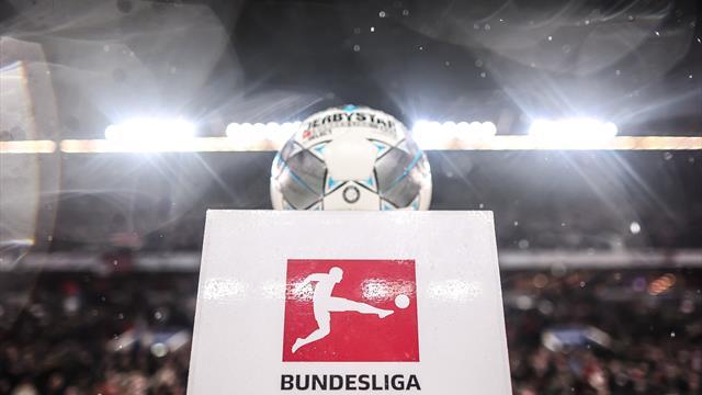 Pas de match en Allemagne ce week-end, en attendant une suspension jusqu'au 2 avril