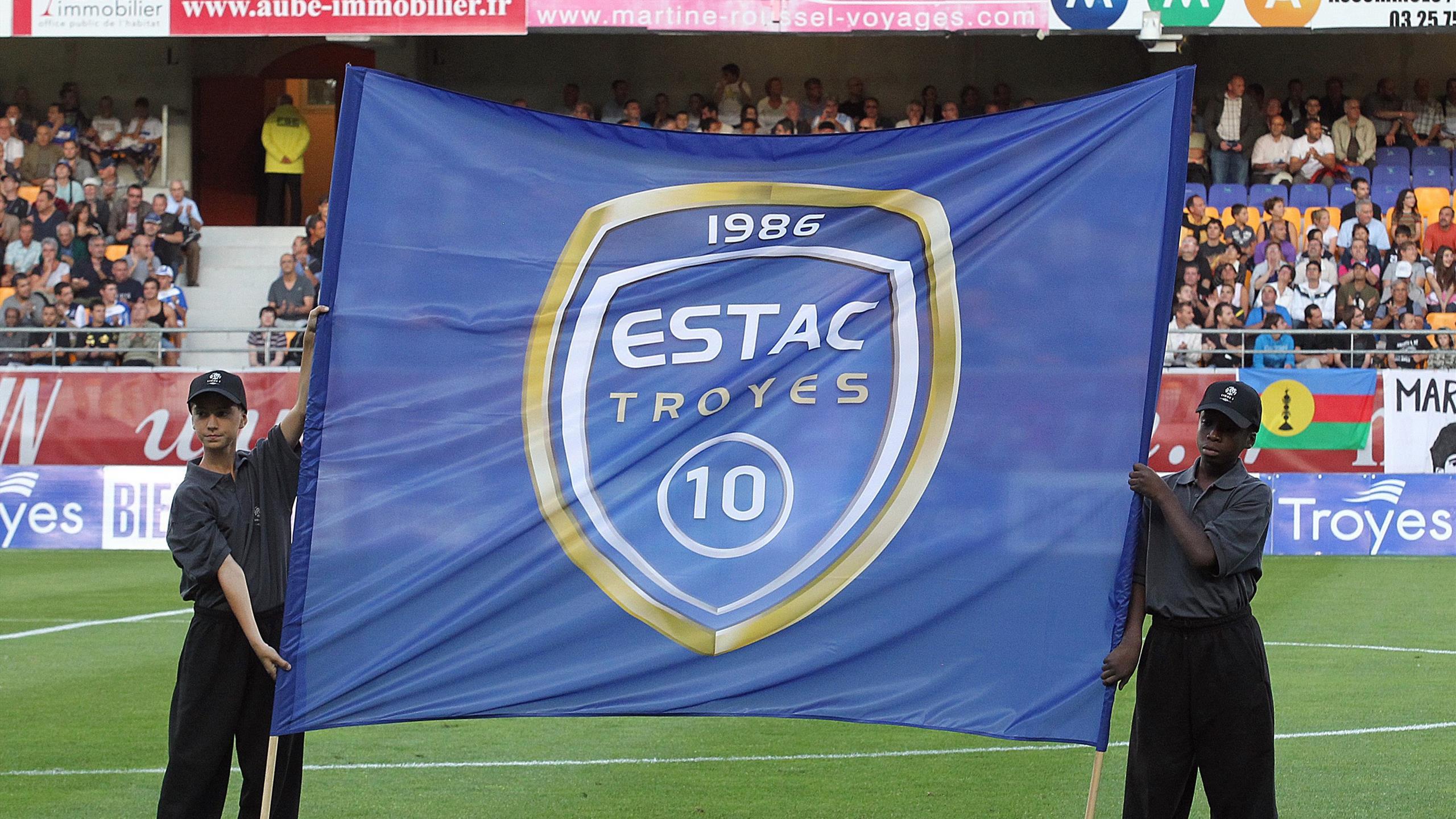 Ligue 2 : Le leader Troyes s'effondre contre Nancy (1-5), Toulouse en profite - Eurosport FR