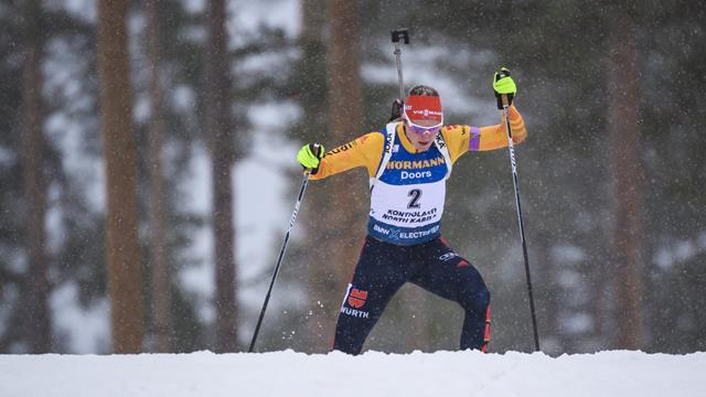 Biathlon-Weltcup in Kontiolahti live im TV und im Livestream