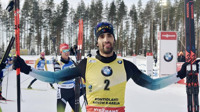 Fourcade wins final race but Crystal Globe goes to Boe