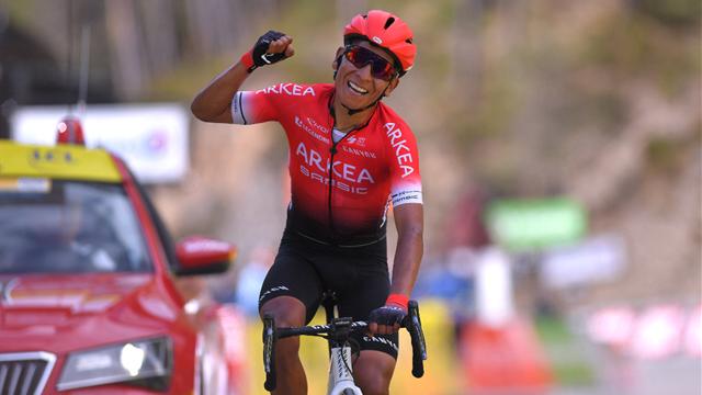 Parijs - Nice | Etappezege Quintana - eindzege Schachmann