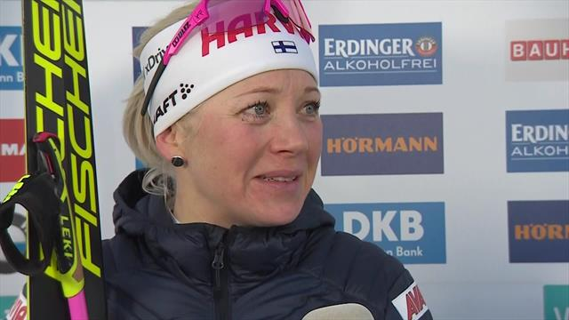 'We cannot choose all the steps in our life' - Makarainen  on retiring
