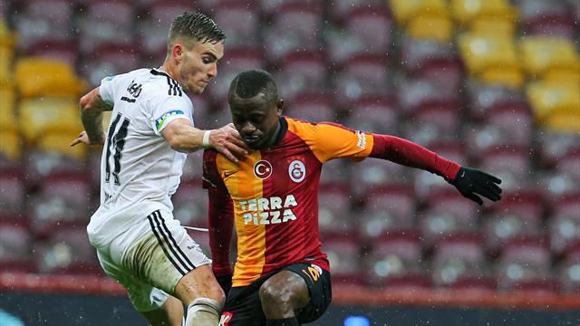 Pas de spectateurs, pas de but : le derby d'Istanbul a déçu
