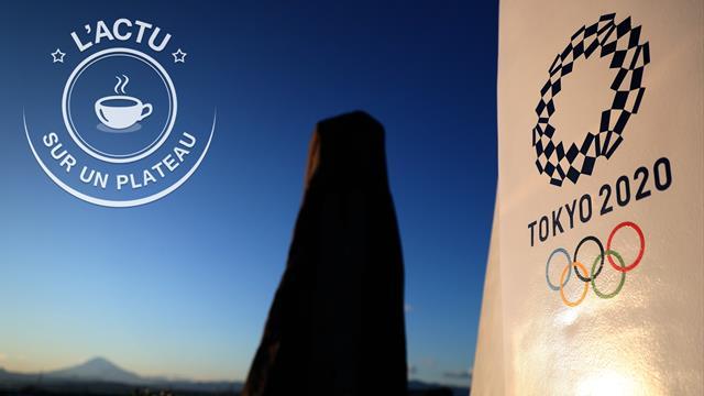Tokyo 2020, Euro 2021, légendes françaises : l'actu sur un plateau