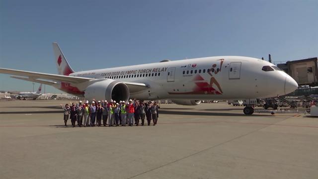 Un avión ya está camino de Grecia desde Japón para recoger la llama olímpica
