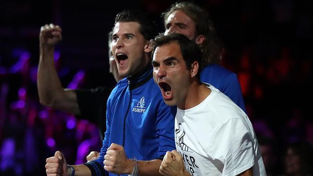 """Di Pasquale: """"En maintenant la Laver Cup, Federer est prêt à faire une croix sur Roland-Garros"""""""
