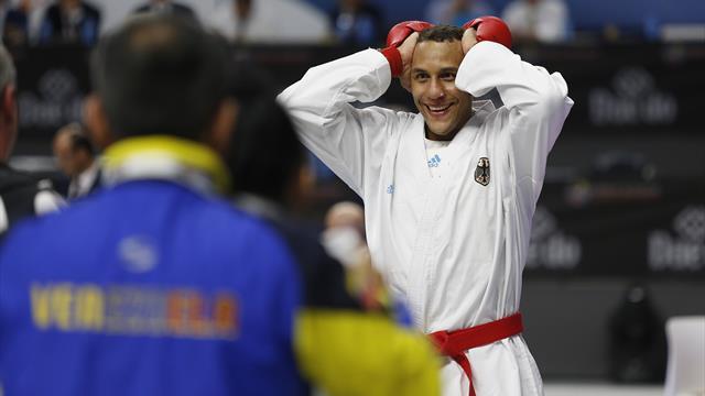 Karate Weltmeister