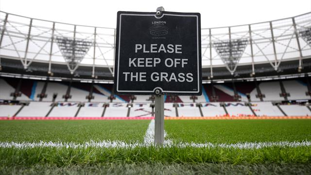 English football suspended until April 30, season extended indefinitely