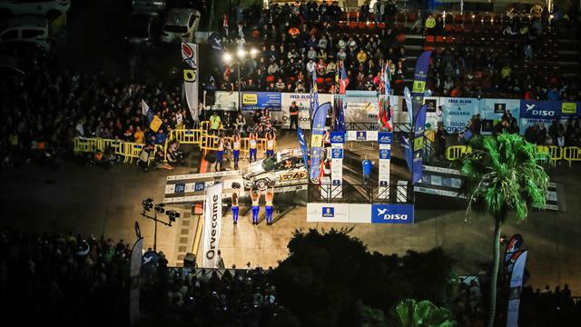 New date to be set for ERC Rally Islas Canarias