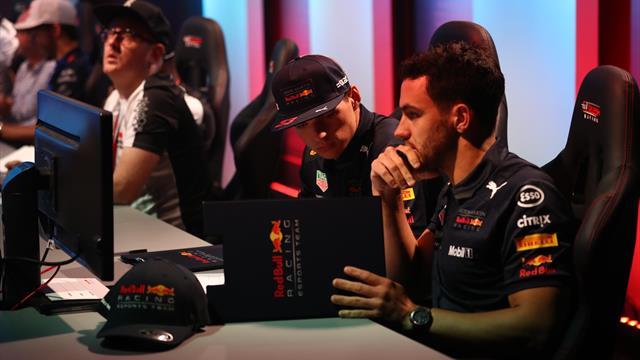 Des Grands Prix virtuels en attendant la reprise, avec des vrais pilotes de Formule 1