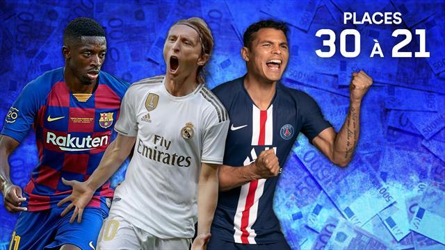 Ils vont faire le mercato cet été, notre top 50 : Les derniers défis de Thiago Silva et Modric