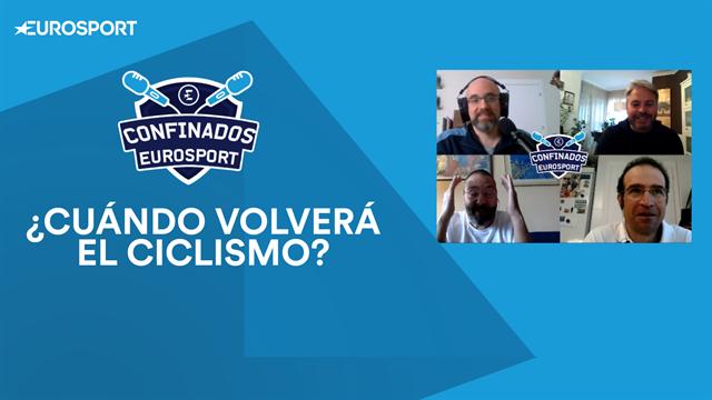 VODCAST 'Confinados' 4: Así está afectando el coronavirus al mundo del ciclismo
