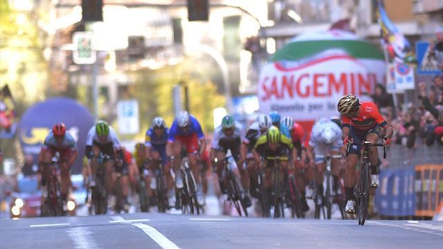 Milaan - San Remo 2018   Kijk hier 'live' La Primavera