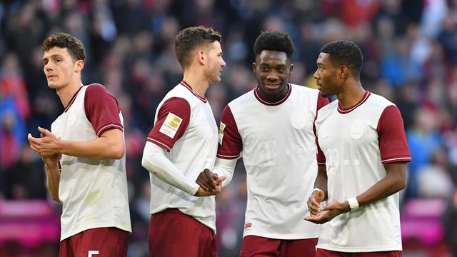 Transfer-Check: Real und Barça buhlen um Bayern-Star