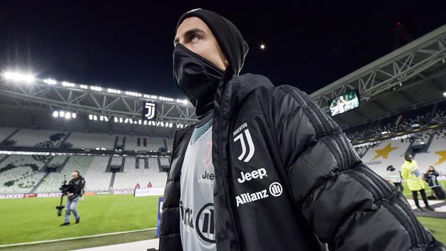 Dybala testé positif à son tour, Maldini et son fils aussi contaminés
