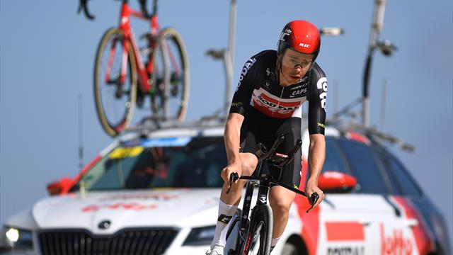 Professional cyclist Vanhoucke attacked on training ride